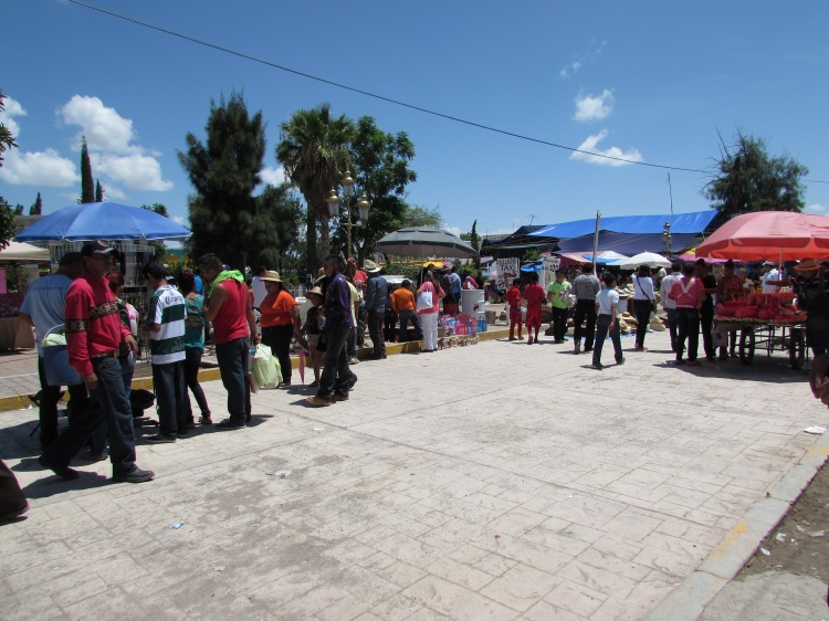 Festival in Cuencame