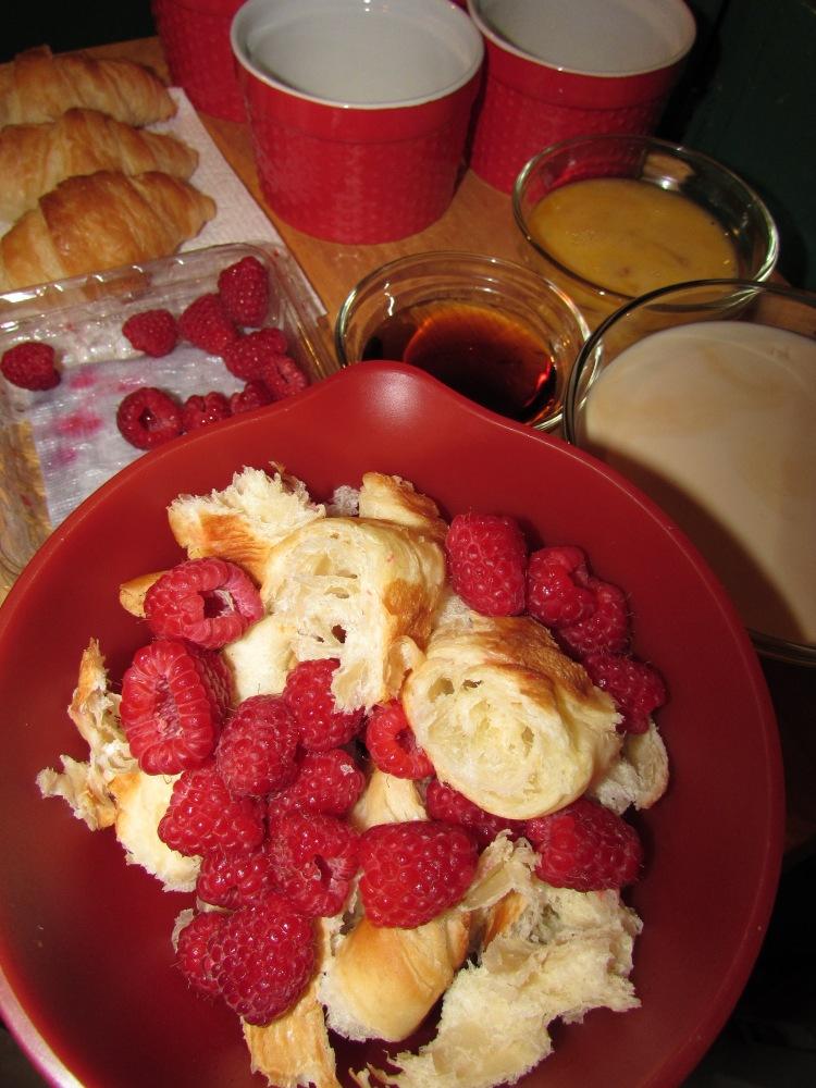Raspberry Croissant 013