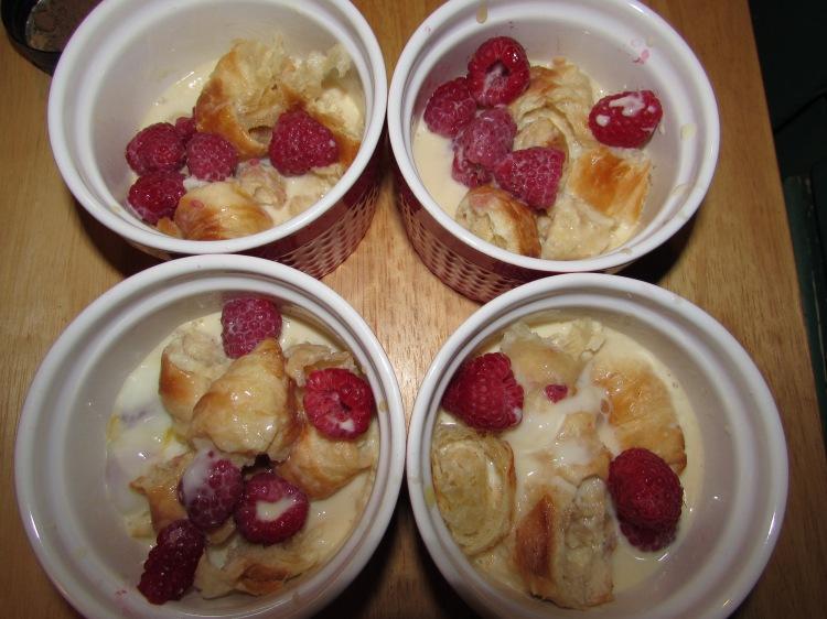 Raspberry Croissant 030