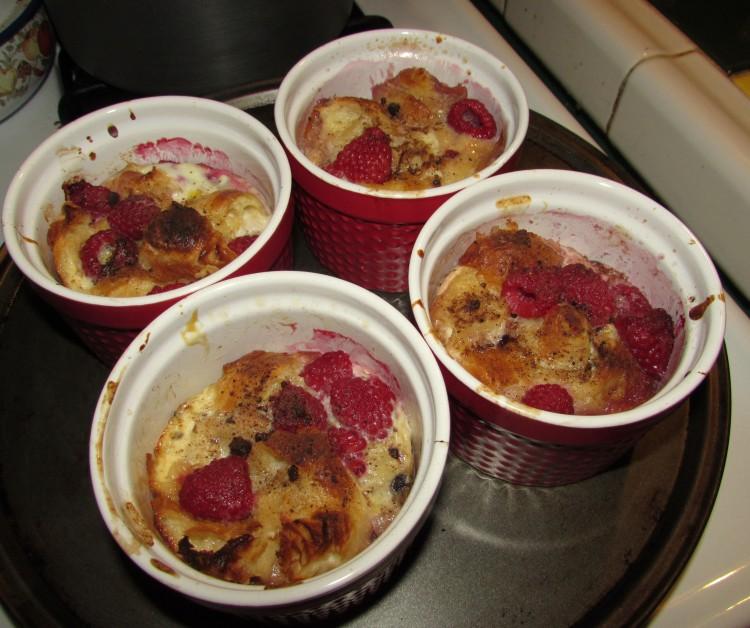 Raspberry Croissant 039
